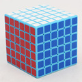 New Vesion Blue Shengshou 6x6x6 high speed Magic Cube Puzzle 6-Layers Professional 6.7cm Learning&Educational Cubos magicos Toys