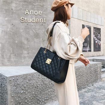 19beff253ace VOLESS Diamond Lattic женские сумки модные Лоскутные женские сумки высокого  качества из искусственной кожи Модные женские