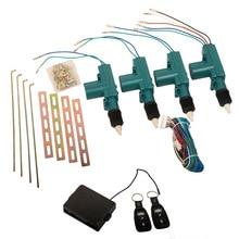 burglar alarm Universal 12V compatible car Auto Remote Central  Door Lock system  Keyless controller Entry System set LOCK stop