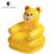 2016 de alta qualidade à prova d ' água inflável bebê cadeira para alimentação saco de feijão assento de banho urso kawaii, Macaco bebê sofá 64 * 61 * 74 CM HK446