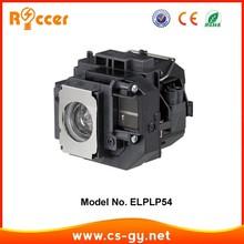 ROCCER Высокое качество Замена лампы проектора ELPLP54/V13H010L54 для Epson EB-S7/EB-X7