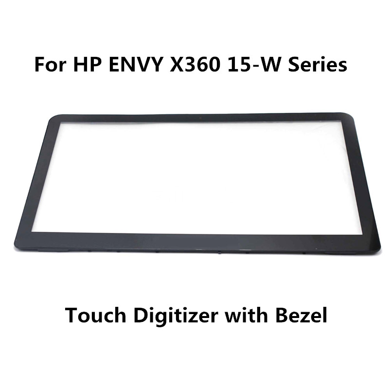 ноутбук трансформер hp envy x360 15 aq106ur 1gm01ea 15.6''Touch Screen Digitizer+Bezel For HP ENVY X360 15-W 15-W101NA 15-W102NX 15-w105wm 15-w002x