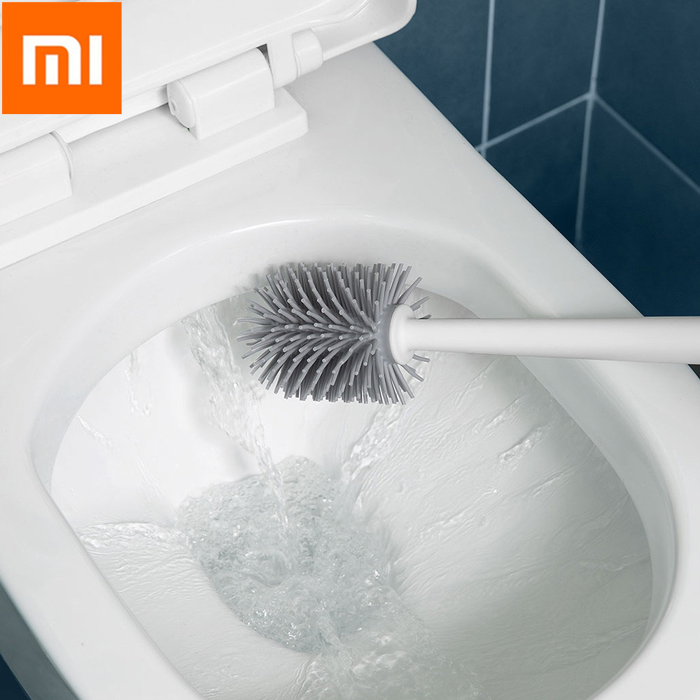 Xiaomi Youpin YB-05 Vertical Storage Toilet Cleaning Brush