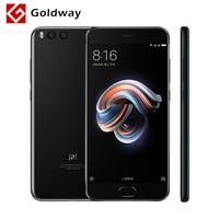 Original Xiaomi Mi Note 3 6GB RAM 64GB ROM Mobile Phone Snapdragon 660 Dual Back 12.0+16.0MP MIUI 9 5.5