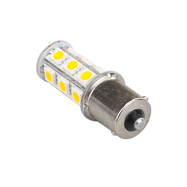 1156 LED BUBL P21W BA15S 12V 24V 18LED 5050SMD BULB vehicle tail lights brake lights reverse lights turn signals side 1pcs/lot