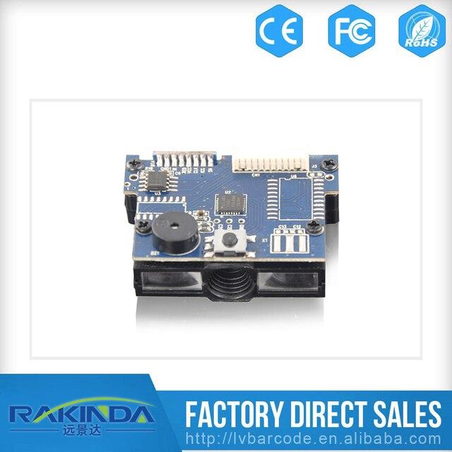 LV12 USB Hot sale vending machine 1D CCD USB embedded OEM Service long distance cmos barcode engine for kiosk