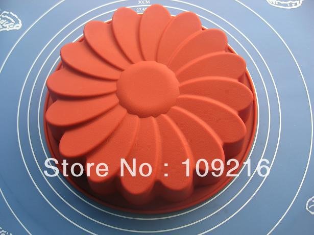 1 piezas gran círculo flor verde buena calidad 100% grado - Cocina, comedor y bar