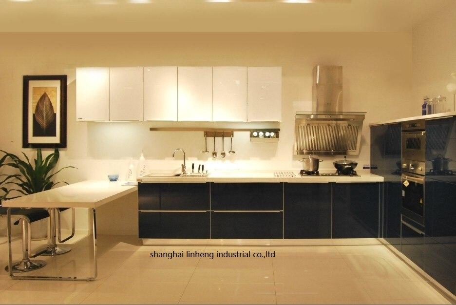 High gloss/лак кухонный шкаф mordern (lh la032)