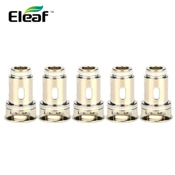 5pcs original Eleaf iJust Mini GT Coil Atomizer Core  M 0.6ohm/1.2ohm/C 1.4ohm Head for iJust Mini Kit/ Tank E-cig Vape Coil катушка индуктивности mundorf m coil cf i core cfs12 5 60 mh 44 mm