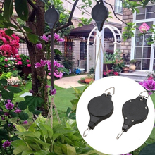 Retractable Hooks Hanging Decorative Plant Home Gardening Supplies