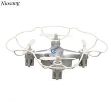 Niosung New Mini 3D Fly M9912 Radio Control 2.4GHz 6Axis Gyro Drone RC Quadcopter LED Light
