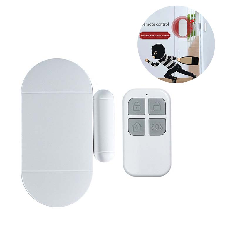 High Quality Door Window Magnetic Alarm Wireless Sensor
