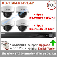 4pcs-hikvision-surveillance-camera-ds-2cd2155fwd-i-5mp-dome-h265-ip-camera-hikvision-ds-7604ni-k14p-4ch-4poe-4k-nvr-one-sata