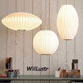 Современный кулон с шелковыми нитями, простой подвесной светильник для гостиной, спальни, отеля, кафе, японский стиль, подвесной светильник ...