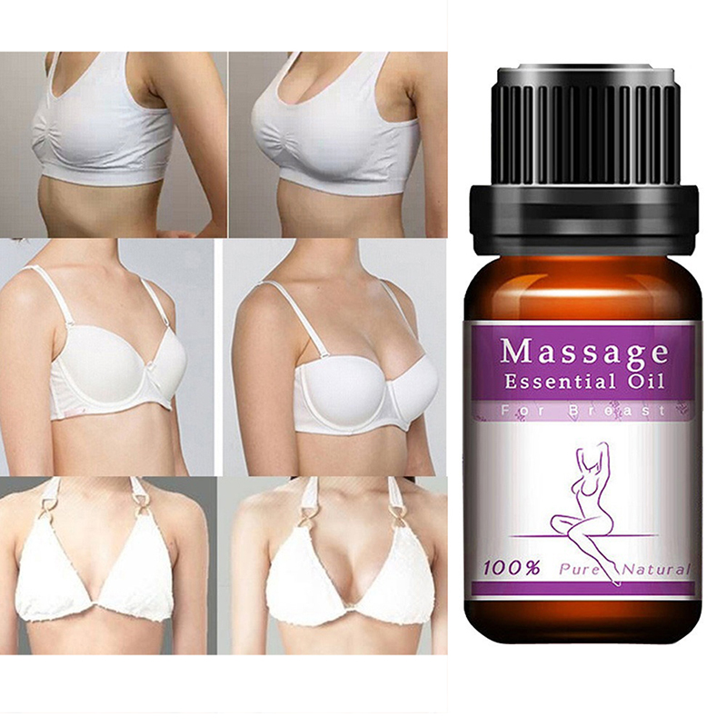 1pc Chest Breast Massage Bigger Size Enhancer Cream Breast Enhancement Essential Oils Pueraria Mirifica Big Bust Increase Oil