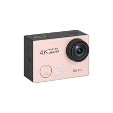 X5 Pro 4K Sports Camera 2H  WiFi remote Auto Shut-down Loop recording function control camera With Remote-control