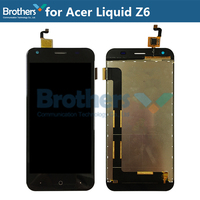 LCD Display For Acer Liquid Z6 Touch Screen Digitizer Without Frame Assembly Replacement For Acer Liquid Z6