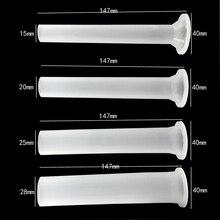 Пищевая безопасная ранг колбаса писака наполнения трубы воронки сопла запасные части для нашего колбаса производитель 4 шт