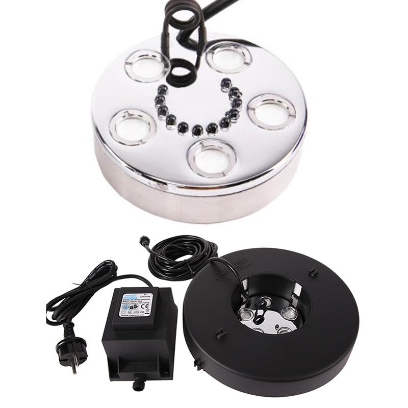 Whole House Humidifier Atomizer Water Fountain Maker Mist Purifier Ultrasonic CE