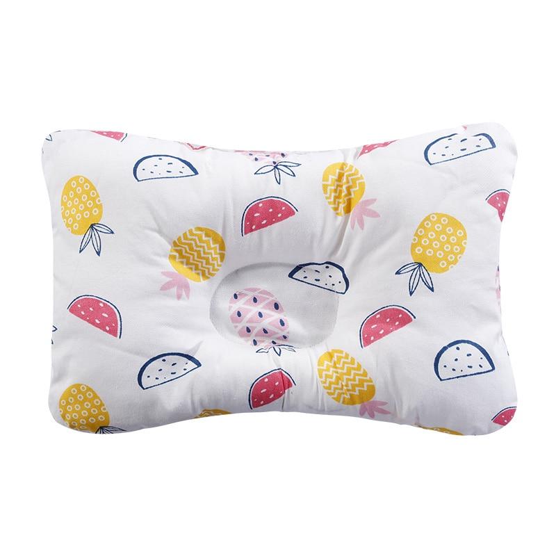 [Simfamily] новая Брендовая детская подушка для новорожденных, поддержка сна, вогнутая подушка, подушка для малышей, подушка для детей с плоской головкой, детская подушка - Цвет: NO11