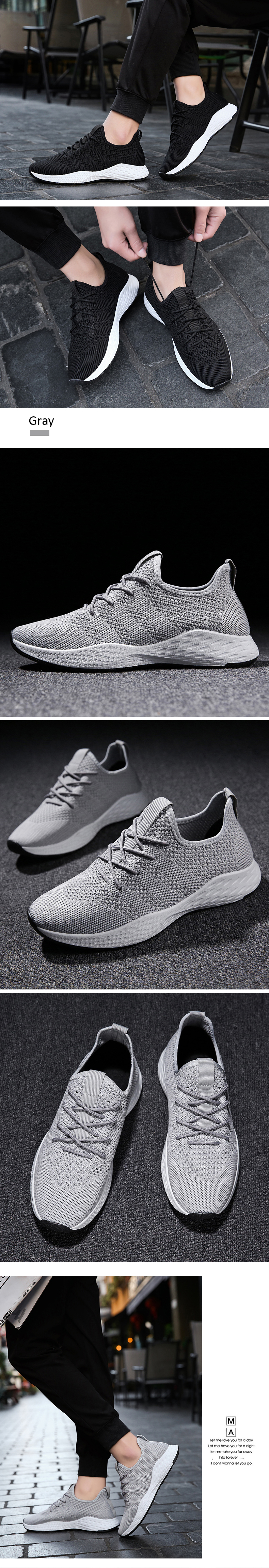 HTB1VtKRX. rK1Rjy0Fcq6zEvVXaE - Men Casual Shoes Men Sneakers Brand Men Shoes Male Mesh Flats Loafers Slip On Big Size Breathable Spring Autumn Winter Xammep
