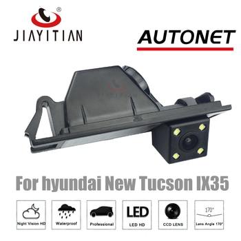 JiaYiTian rear camera for hyundai New Tucson IX35 2006 2007 2008 2009 2010 2011 2012 2013 2014 CCD Night Vision Backup Parking