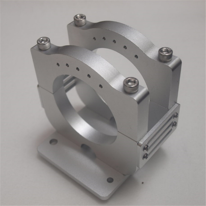Makita RT spindle mount for X Carve Shapeoko 2 aluminum spindle carriage 65mm diameter for MAKITA