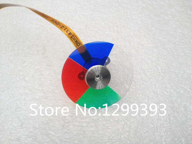 Projector Color Wheel for Mitsubishi XD300U Free shipping projector color wheel for ben q w600 free shipping