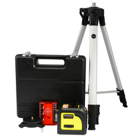 Firecore 12Lines 3D 93T Laser Level Super Powerful Red Laser Beam Line 1 4M Tripod