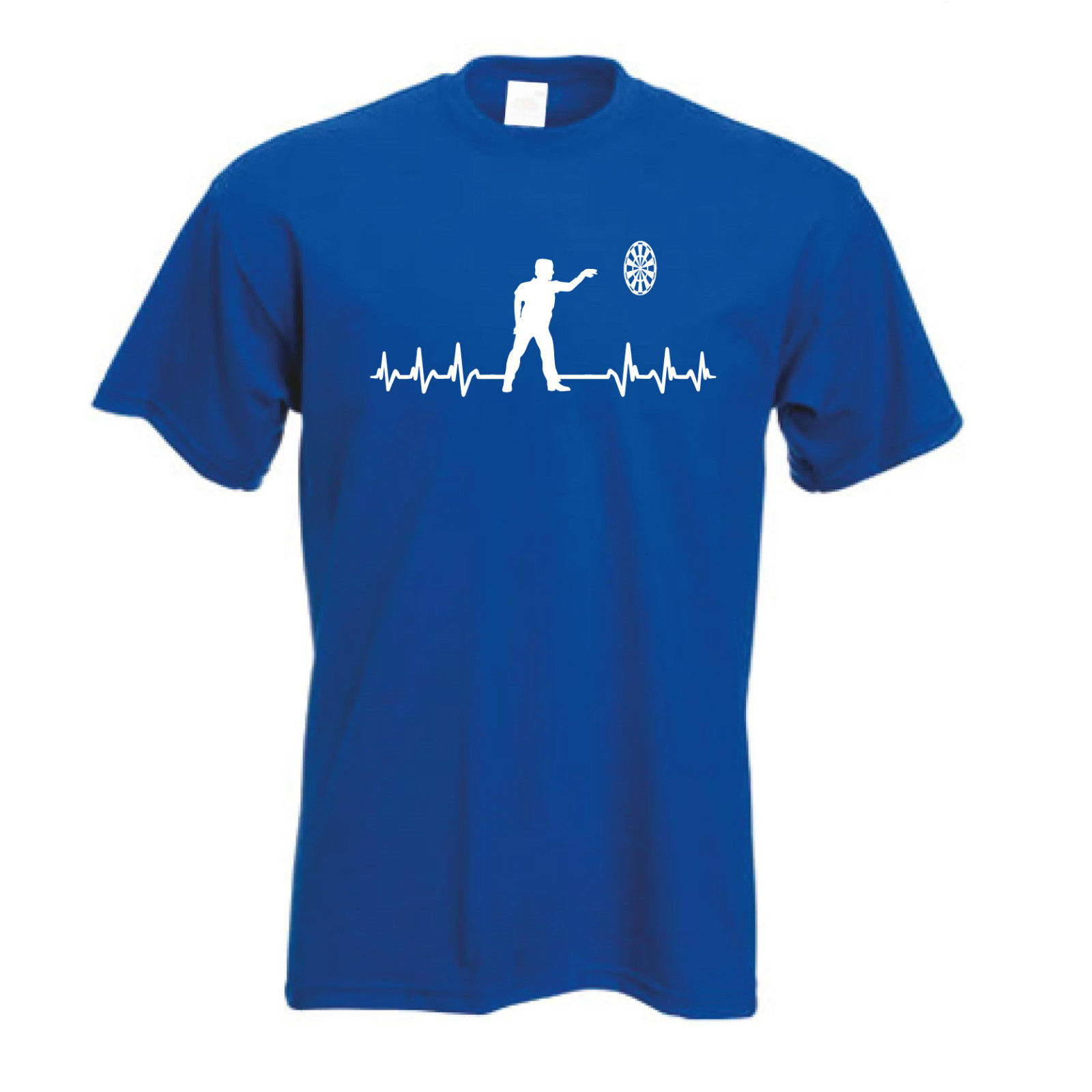 Its In My HeartBeat Darts T Shirt Heart Beat Darts Player T Shirt FREE UK P&P Hip Hop No ...