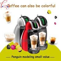 1 unidad 220V 1500W home meaning máquina automática de café cápsula 1000ML máquina de café inteligente italiana cápsula