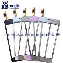 Фотография 10pcs New G532 Touch Digitizer Panel For Samsung Galaxy Grand Prime SM-G532F G532 Touch Screen Sensor Glass Lens