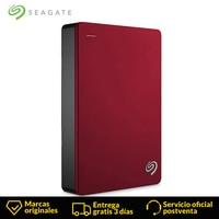 Seagate 1TB 2TB 4TB External hard disk Backup Plus Slim USB 3.0 2.5Portable Hard Disk External Drive HDD For Desktop Laptop