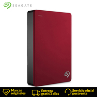 Seagate 1TB 2TB 4TB External hard disk Backup Plus Slim USB 3.0 2.5Portable Hard Disk External Drive HDD For Desktop Laptop