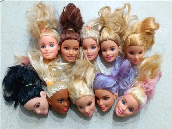 2017 Barbie үшін 10pcs / lot көтерме түпнұсқа - Қуыршақтар мен керек-жарақтар - фото 4