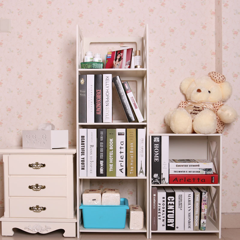 new arrival diy wood book shelf shoe cabinet shoe racks storage living room furniture 2740120cm