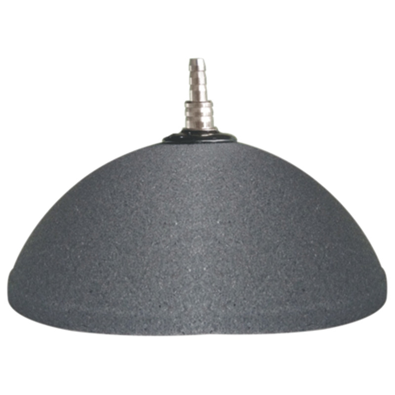 """6/""""  15cm Dome Sintered Airstone for use in Water Garden Pond Aquarium Aeration"""