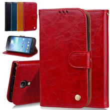 Phone Case For Samsung Galaxy S4 Wallet Leather Stand Design Mobile Phone Cover For Samsung i9500 S4 Cases protective tpu pc back case w stand for samsung galaxy s4 i9500 red transparent
