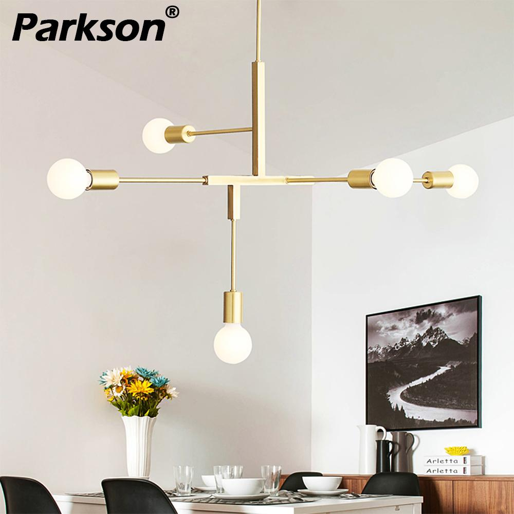 Nordic Pendan Lamp lamparas de techo colgante moderna hanging lamp pendant lights loft E27 Living room Kitchen LED Lamp Edison-in Pendant Lights from Lights & Lighting    1