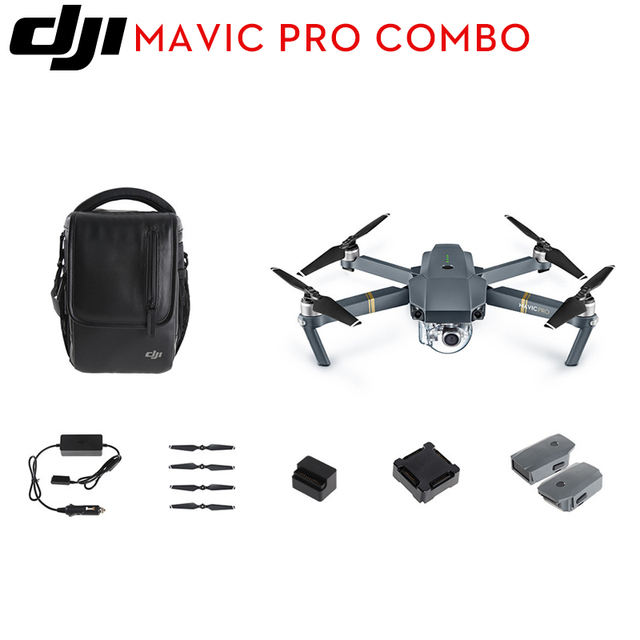 64a9924c42a DJI Mavic Pro Folding FPV Drone with 4K HD Camera OcuSync Live View GPS  Professional Quadcopter 100 % New Product Open box