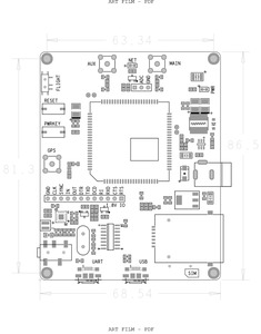 Image 2 - SIMCOM SIM7600SA H EVB Baord/Breakout Board LTE CAT4 for Australia/New Zealand/South America Brazil Argentina