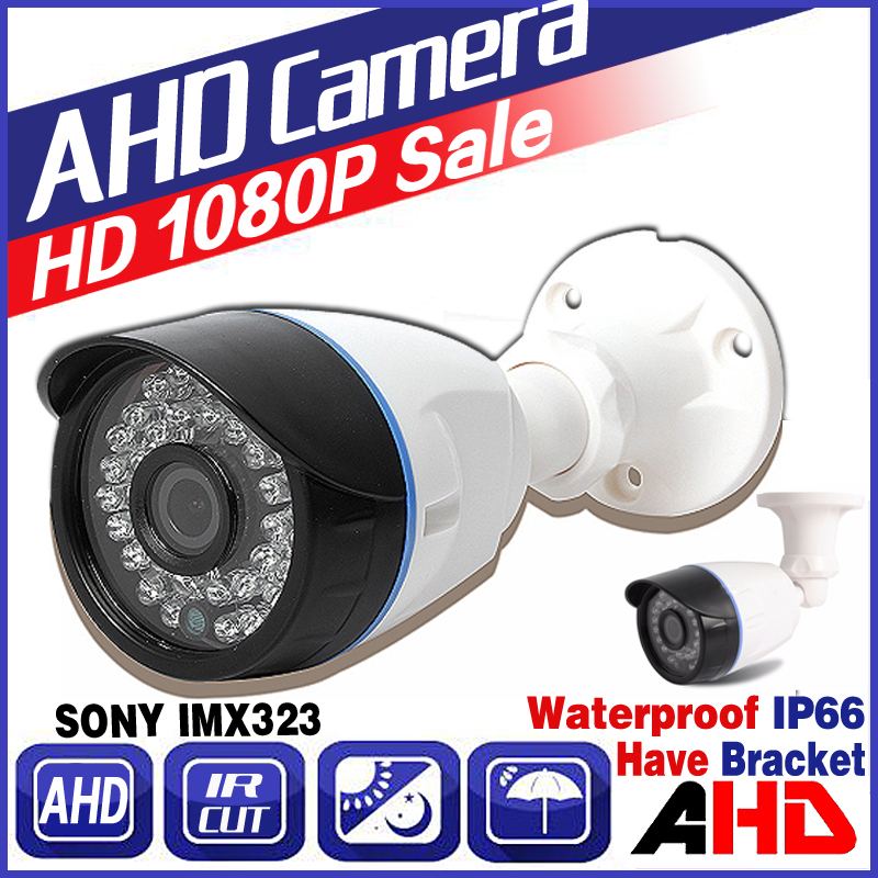 Ahd 720P 960P 1080p Security Surveillance Hd CCTV Camera 24day/n Outdoor Waterproof IP66 infrared Night Vision Color home video jienuo ip camera 960p outdoor surveillance infrared cctv security system webcam waterproof video cam home p2p onvif 1280 960
