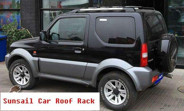 Car Roof Rack Cross Bar Whispbar For Suzuki Jimny 3 Door Suv May