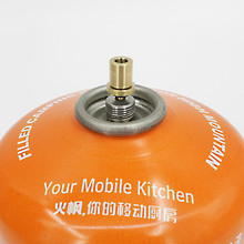 Camping Gas Stove Refill Adapter