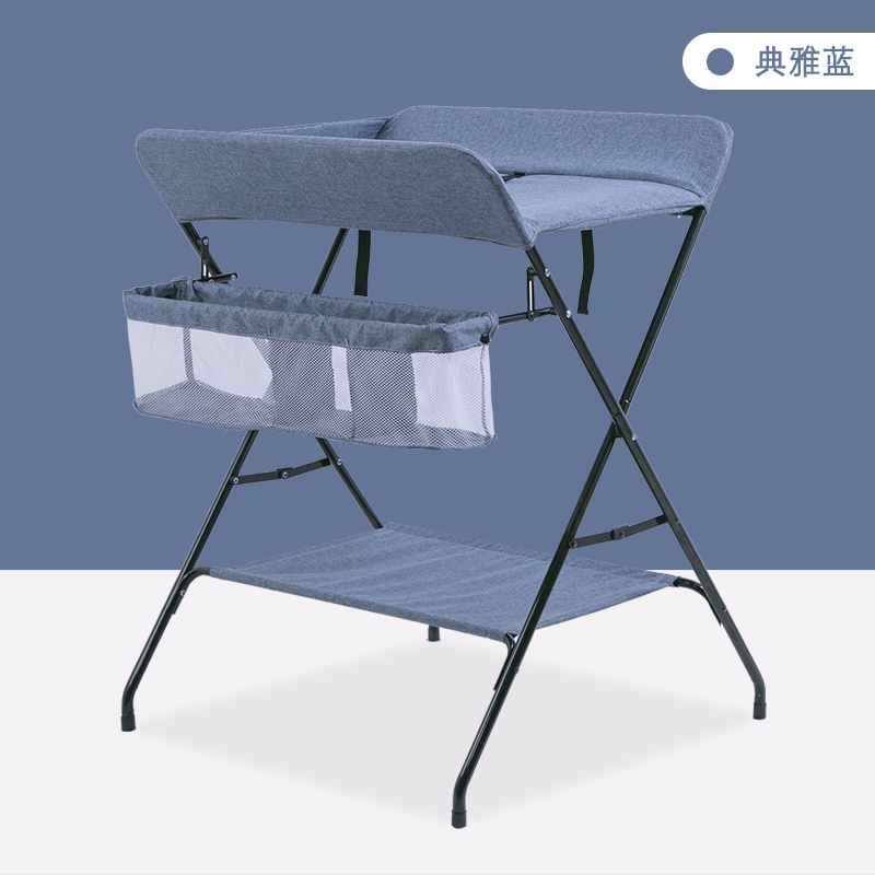 Diaper table baby care table newborn baby dressing massage  table shower  multi-function foldable easy to cleanDiaper table baby care table newborn baby dressing massage  table shower  multi-function foldable easy to clean
