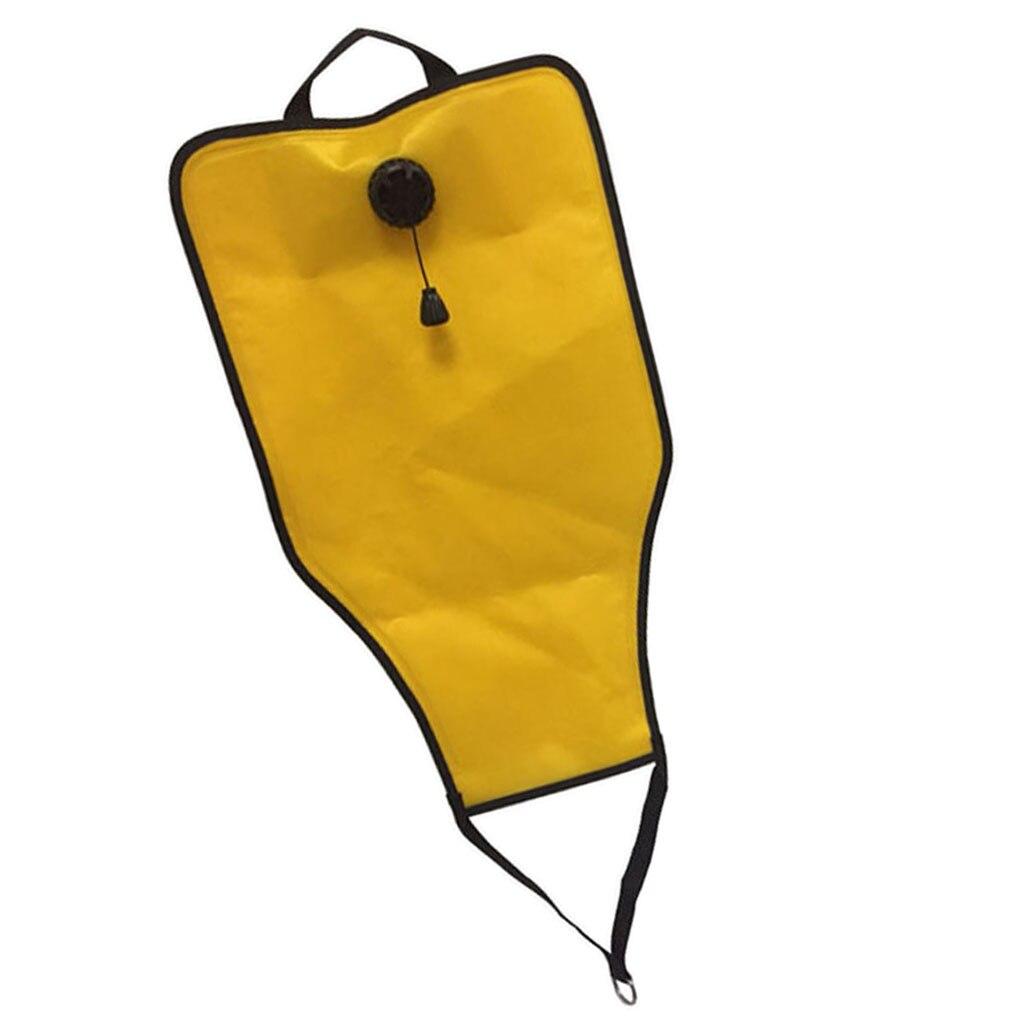 Sac de levage pliable pour plongée technique plongée en apnée apnée apnée activités sportives sous-marines équipement sacs de levage 65x35 cm
