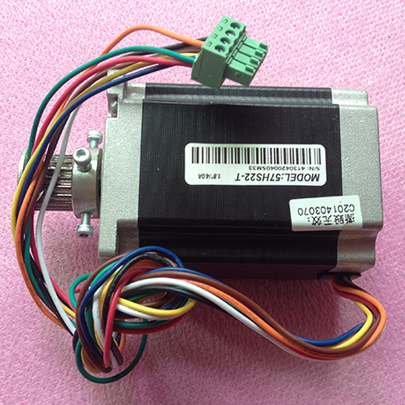 Xenons Y axis Step Motor For X3A-7407ASE / X3A-7407ADE / X3A-6407ASE / X3A-6407ADE Printer motor belt for infiniti x&y axis 322 s2m printer part belts