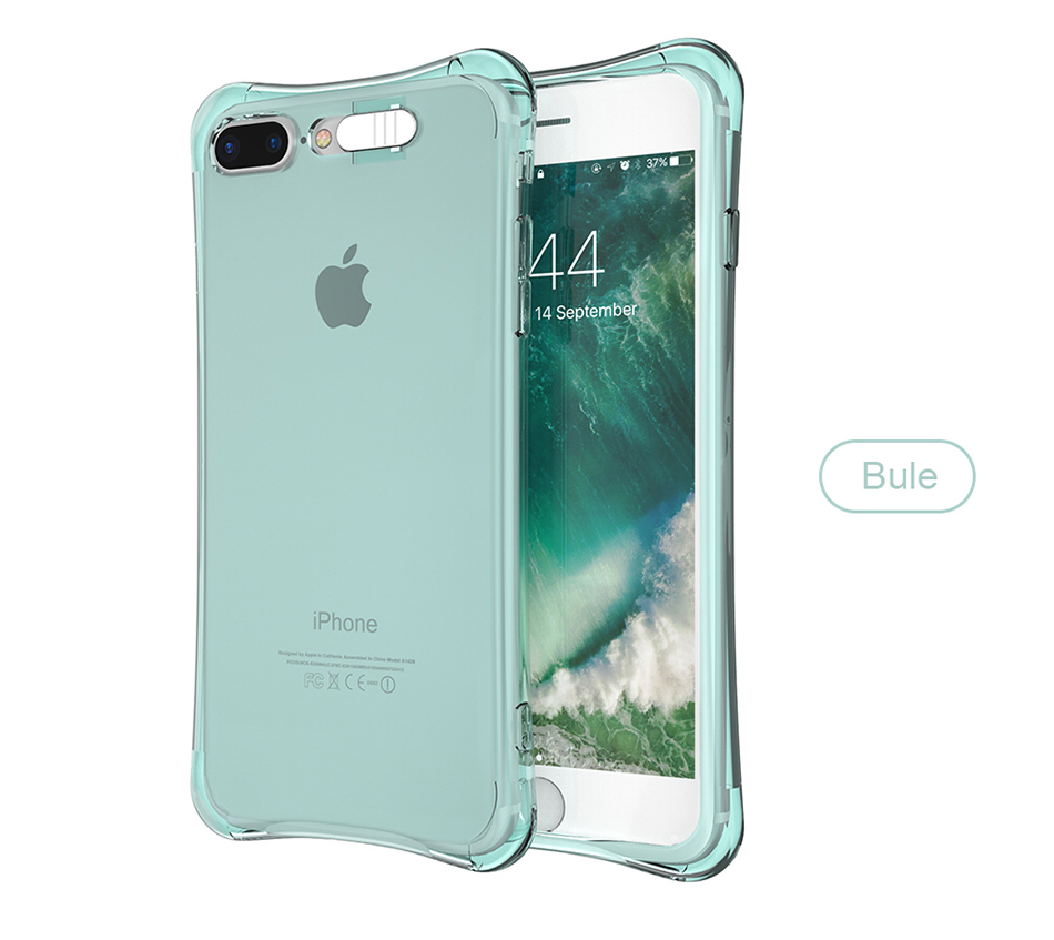 Flash TPU Case For iPhone 6 6S 7 Plus 5 5S SE YYF (12)