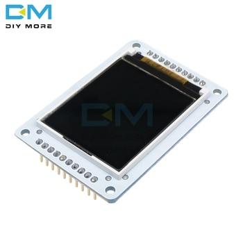 1,8 дюймов 128x160 TFT ЖК-экран модуль последовательный интерфейс SPI для Arduino Esplora плата Micro SD слот LED подсветка ШИМ 128 160