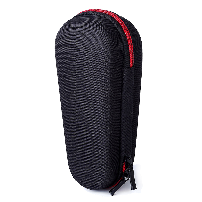 Black Portable Travel EVA Men's Shaver Bag Storage Hard Case For Braun Shaver 3010s/790c/9050cc For Electric Shavers Epilator